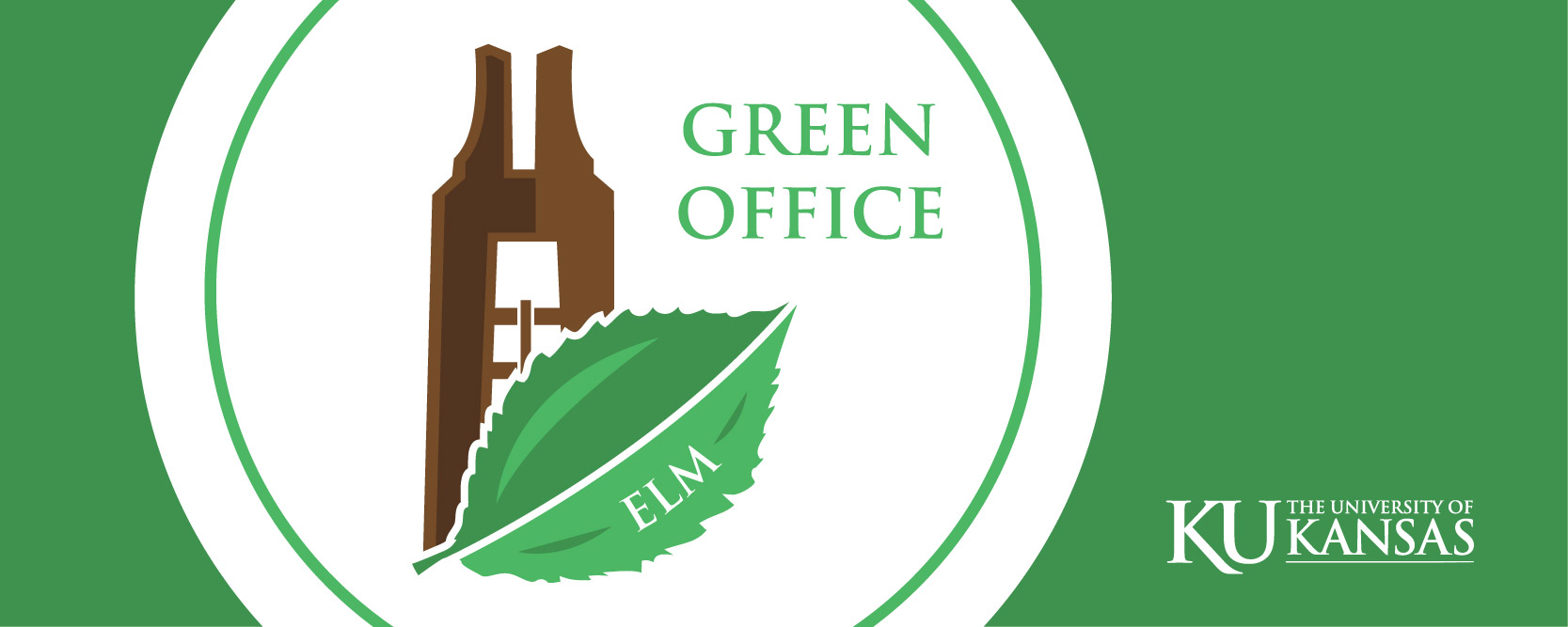 Green Office Emblem